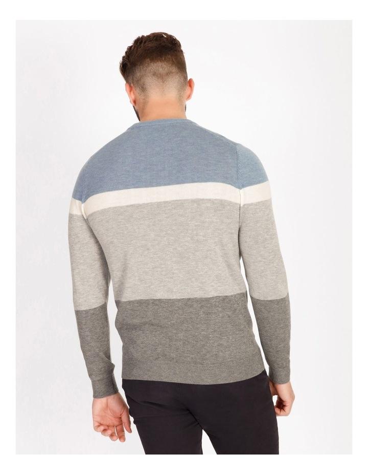 Campbell Block-Stripe Knit image 3