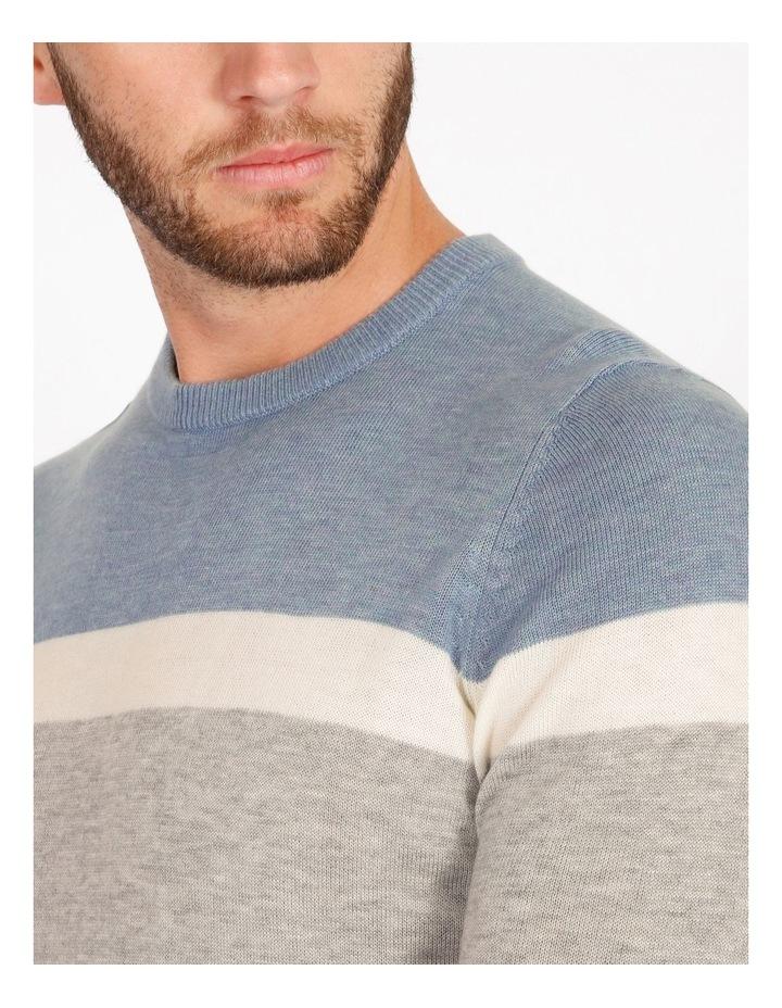Campbell Block-Stripe Knit image 4