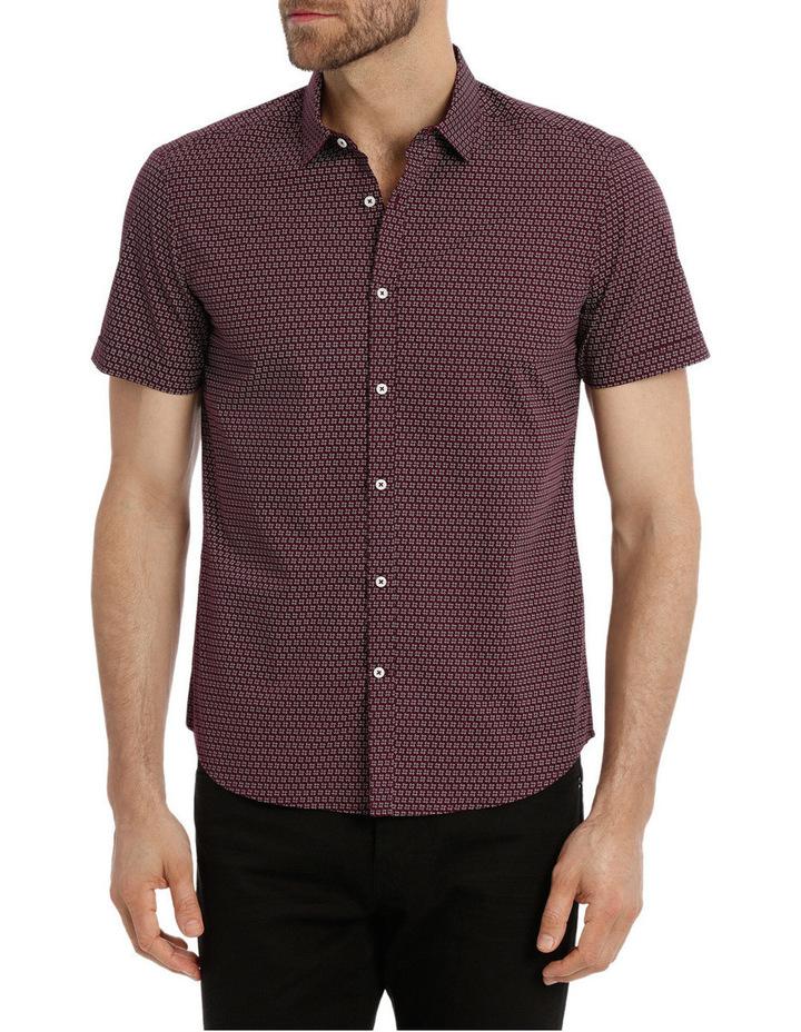 Greyjoy Printed Relaxed Short Sleeve Shirt image 1