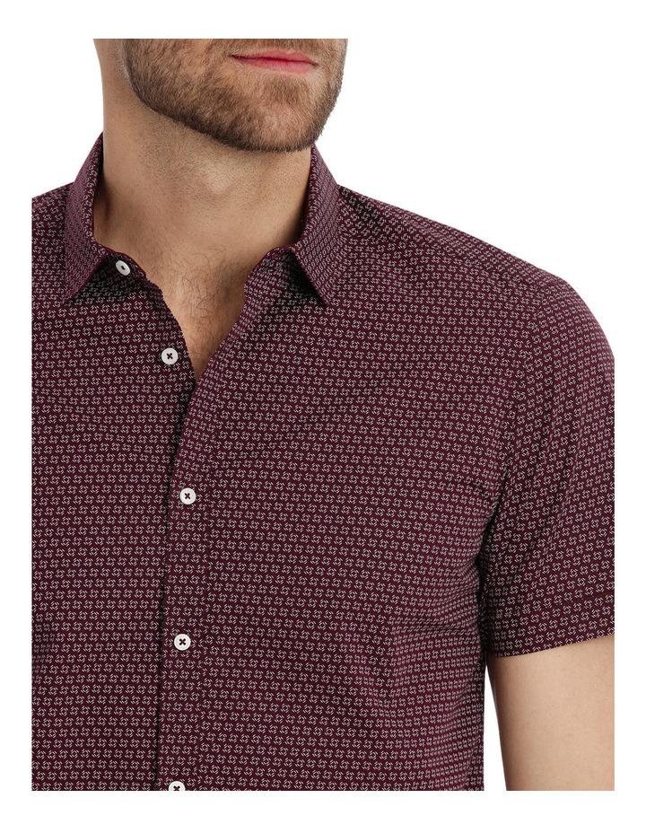 Greyjoy Printed Relaxed Short Sleeve Shirt image 4