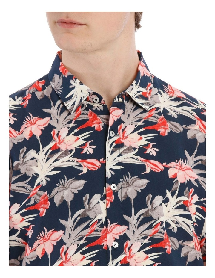 Picasso All Over Floral Short Sleeve Relaxed Shirt image 4