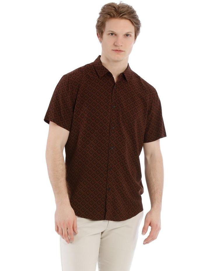 Tutsi Printed Short Sleeve Relaxed Shirt image 1