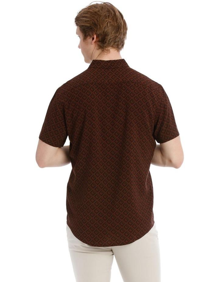 Tutsi Printed Short Sleeve Relaxed Shirt image 3