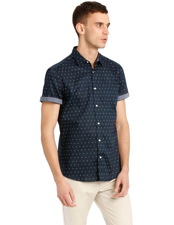 Malta Printed Relaxed Short Sleeve Shirt image 2
