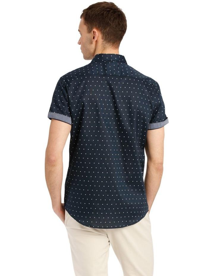 Malta Printed Relaxed Short Sleeve Shirt image 3