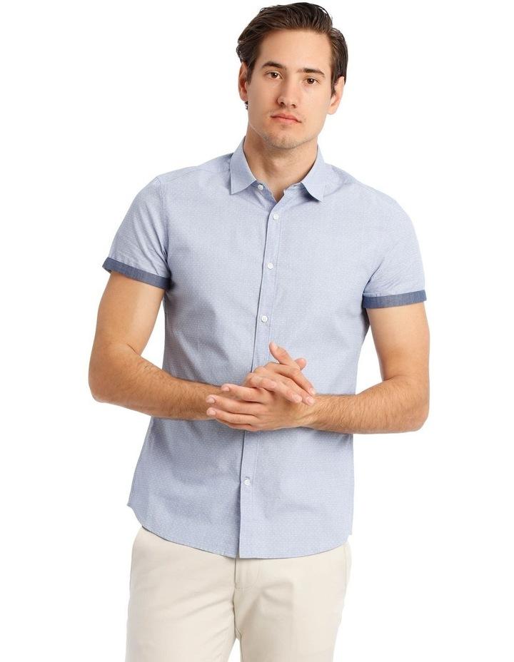 Kos Spot Short Sleeve Slim Shirt image 1
