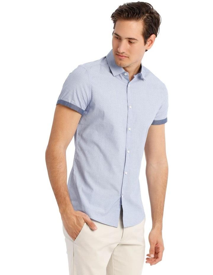 Kos Spot Short Sleeve Slim Shirt image 2