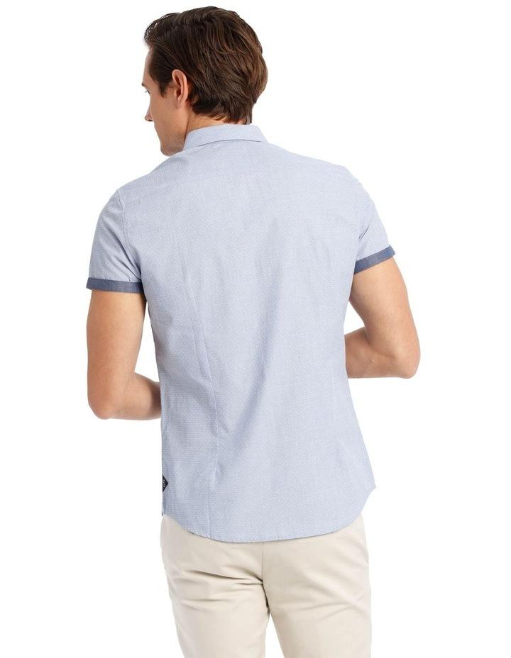 Kos Spot Short Sleeve Slim Shirt image 3