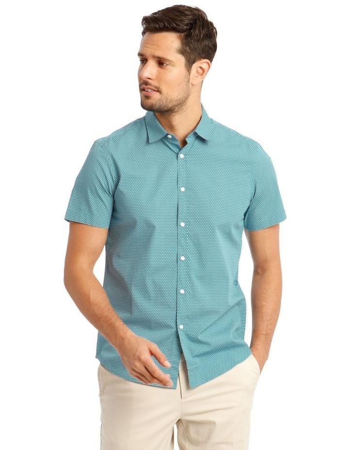 Nemto Print Short Sleeve Relaxed Shirt image 1