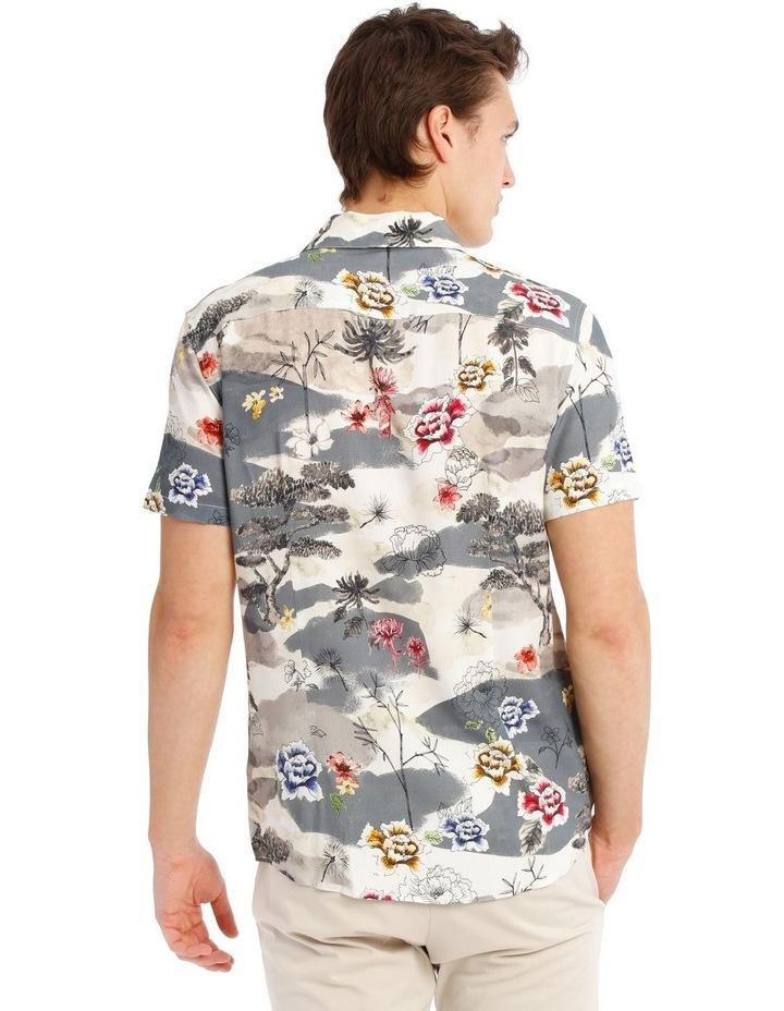 Wakatobi Printed Short Sleeve Rayon Shirt image 3