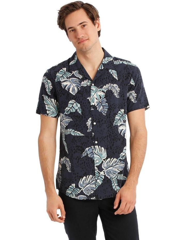 Montanita Printed Short Sleeve Rayon Shirt image 1