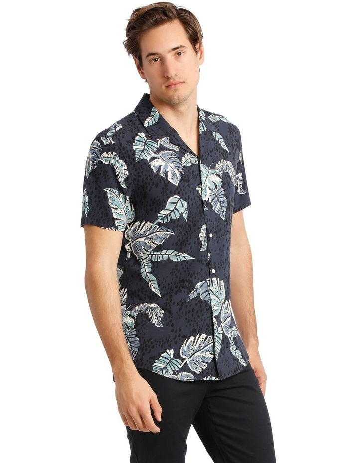 Montanita Printed Short Sleeve Rayon Shirt image 2