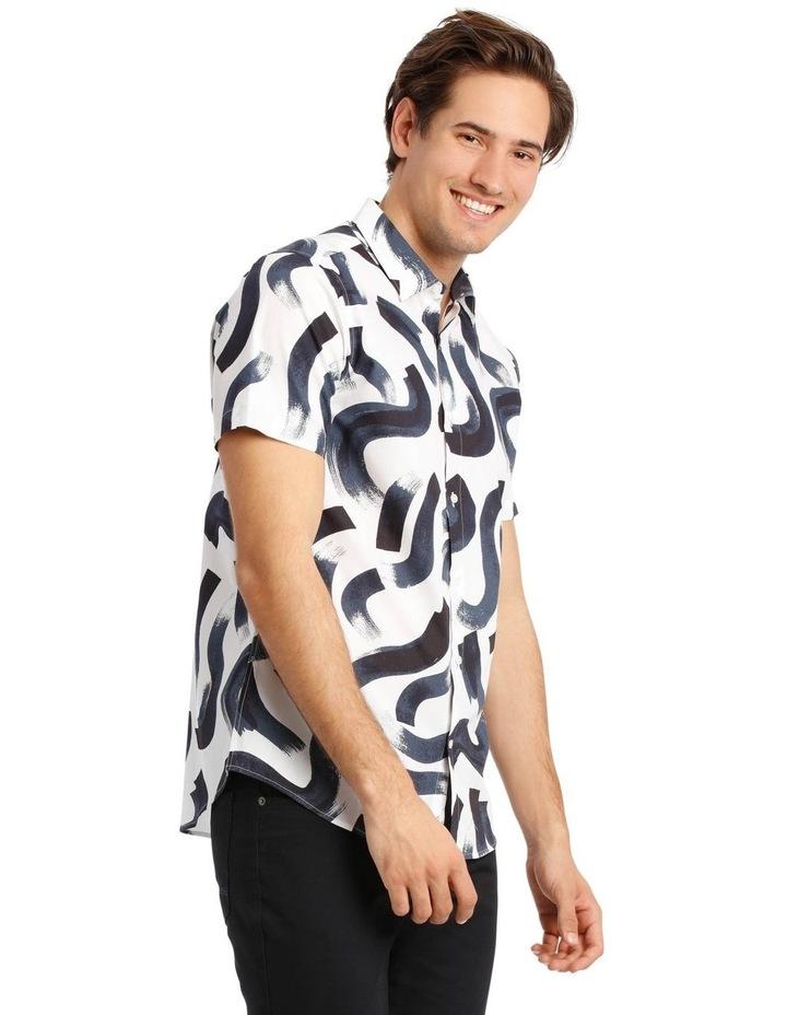 Tofino Printed Short Sleeve Relaxed Shirt image 2