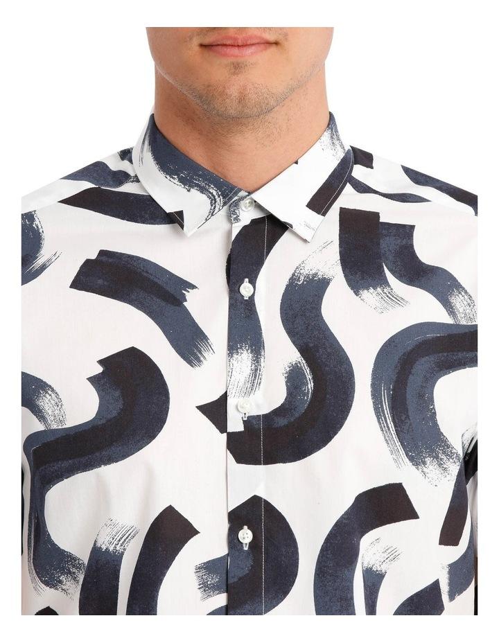 Tofino Printed Short Sleeve Relaxed Shirt image 4