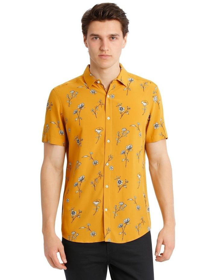 Temara Printed Short Sleeve Rayon Shirt image 1