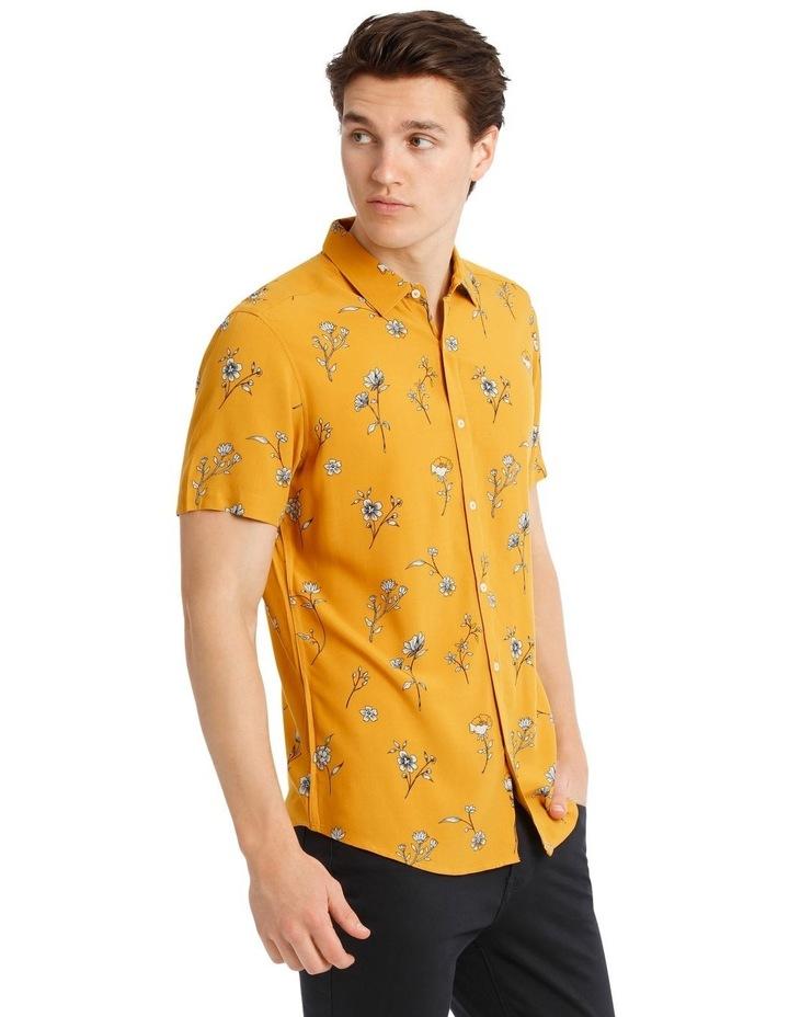 Temara Printed Short Sleeve Rayon Shirt image 2