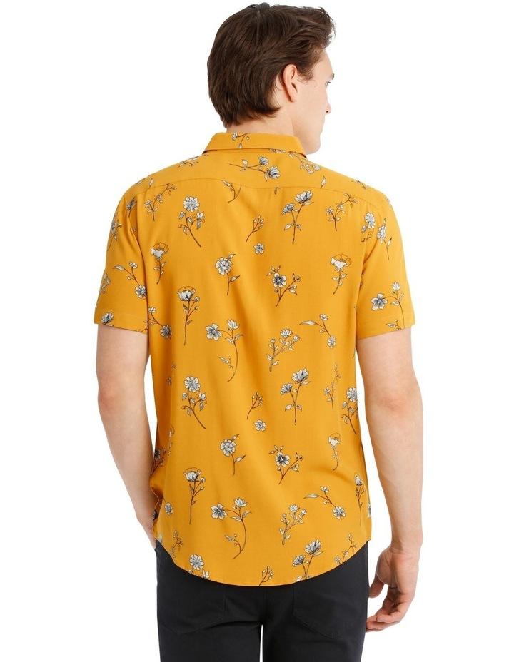 Temara Printed Short Sleeve Rayon Shirt image 4