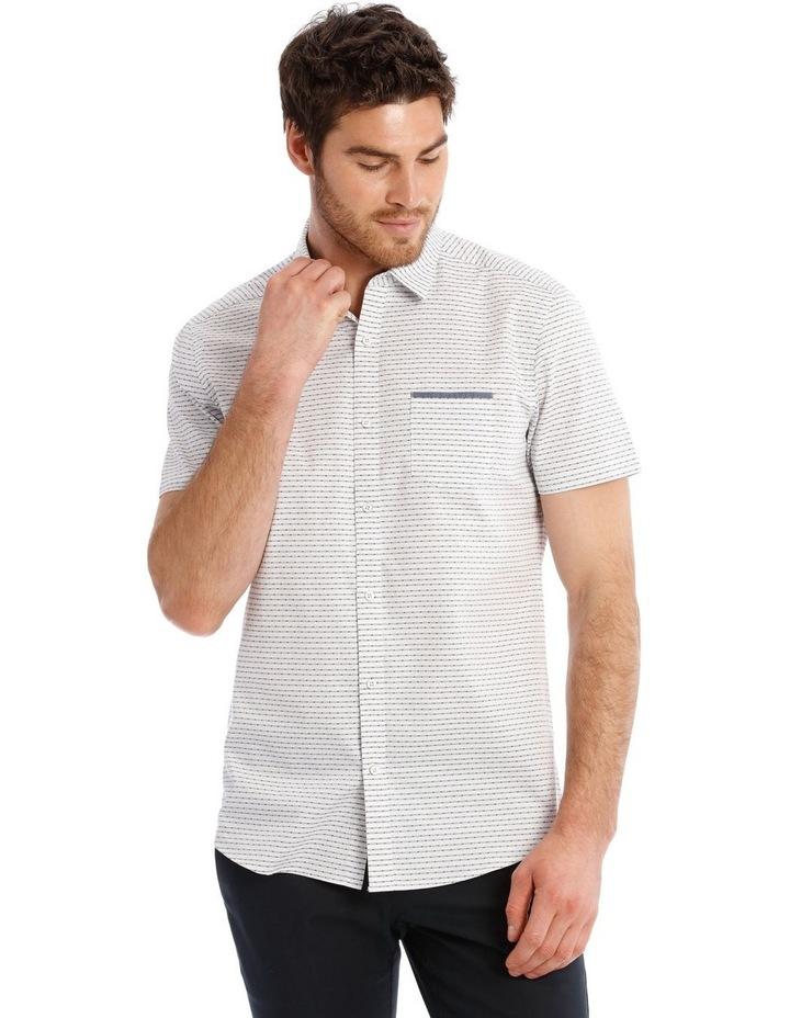 Barrel Dobby Short Sleeve Shirt image 1