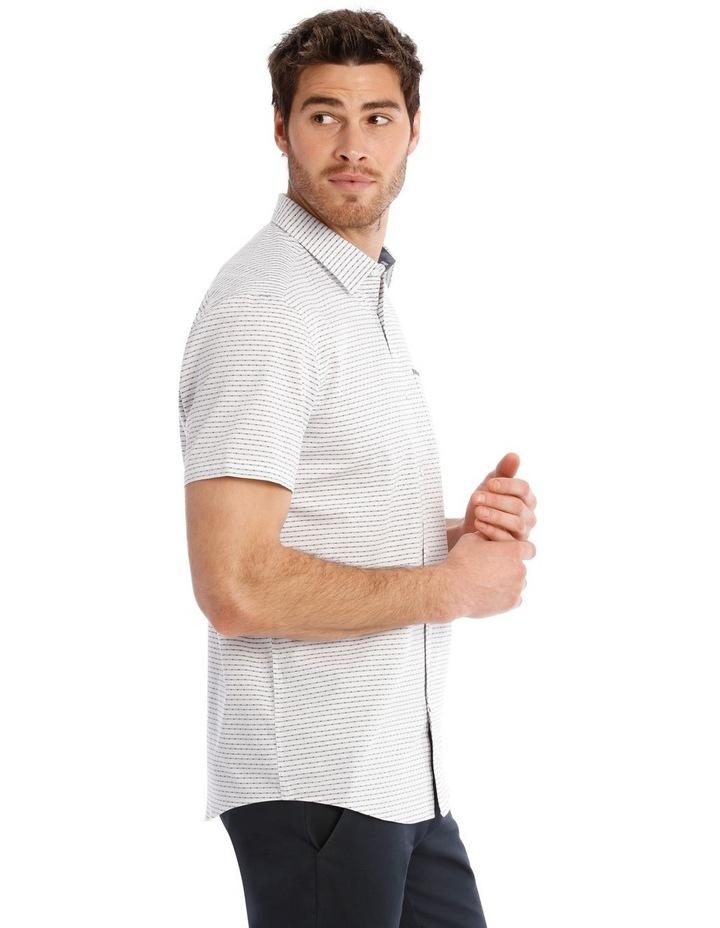 Barrel Dobby Short Sleeve Shirt image 2