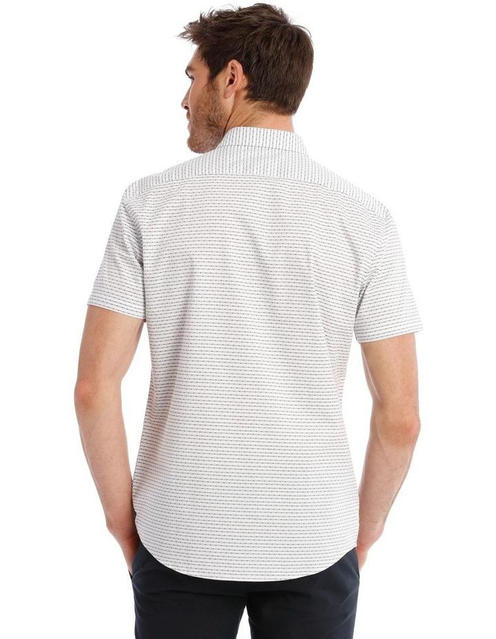 Barrel Dobby Short Sleeve Shirt image 3
