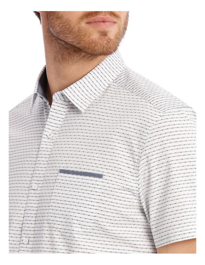 Barrel Dobby Short Sleeve Shirt image 4