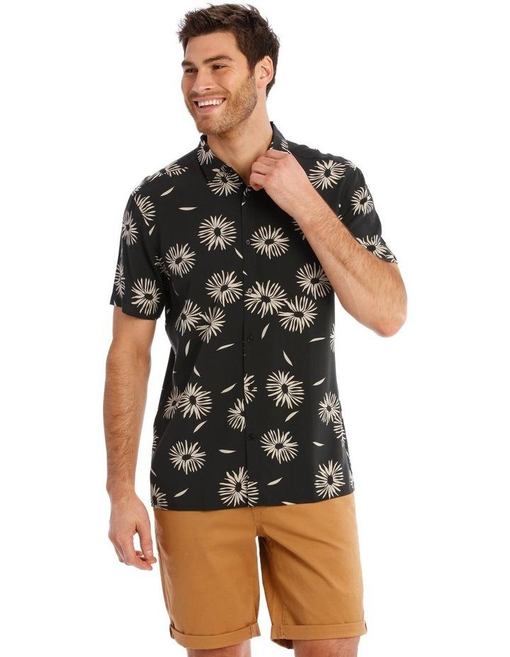 Leonto Floral Short Sleeved Shirt image 1
