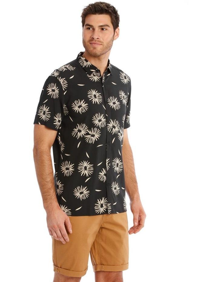 Leonto Floral Short Sleeved Shirt image 2