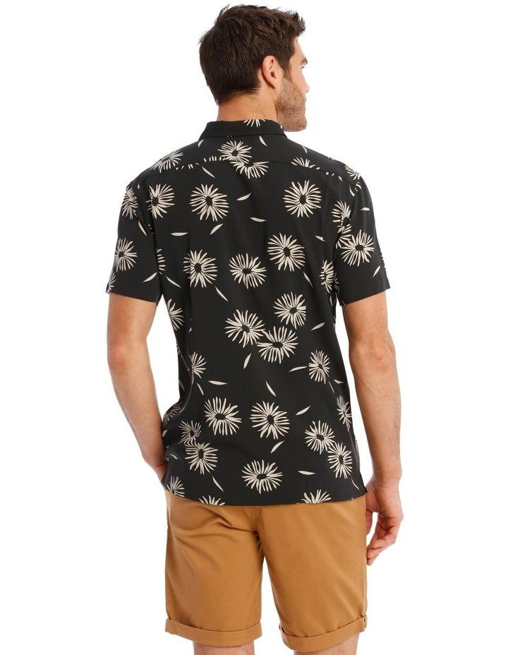 Leonto Floral Short Sleeved Shirt image 3