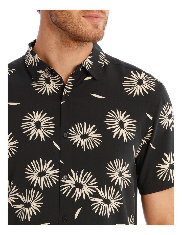 Leonto Floral Short Sleeved Shirt image 4