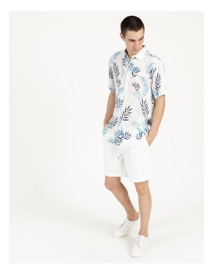 Mareeba Floral Print Short Sleeve Viscose Shirt image 2