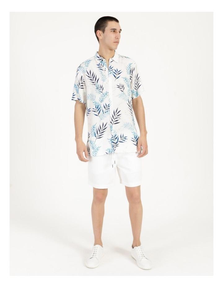 Mareeba Floral Print Short Sleeve Viscose Shirt image 4