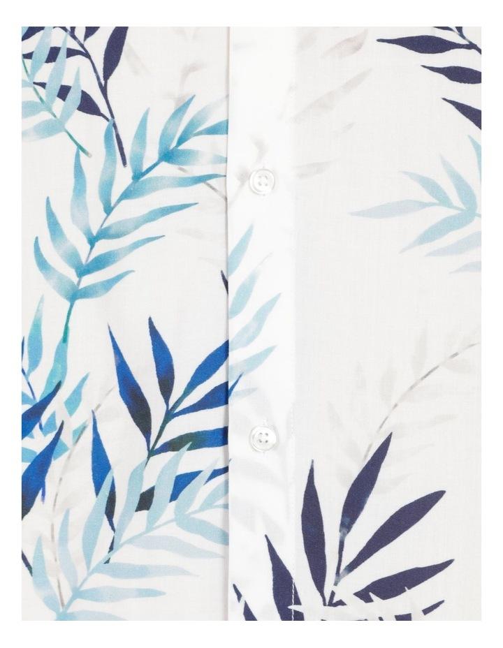 Mareeba Floral Print Short Sleeve Viscose Shirt image 7