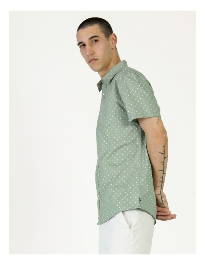 Tyler Geo Print Ss Relaxed Shirt image 3