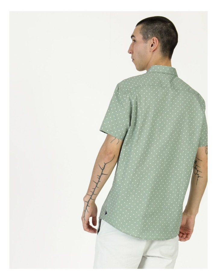 Tyler Geo Print Ss Relaxed Shirt image 6