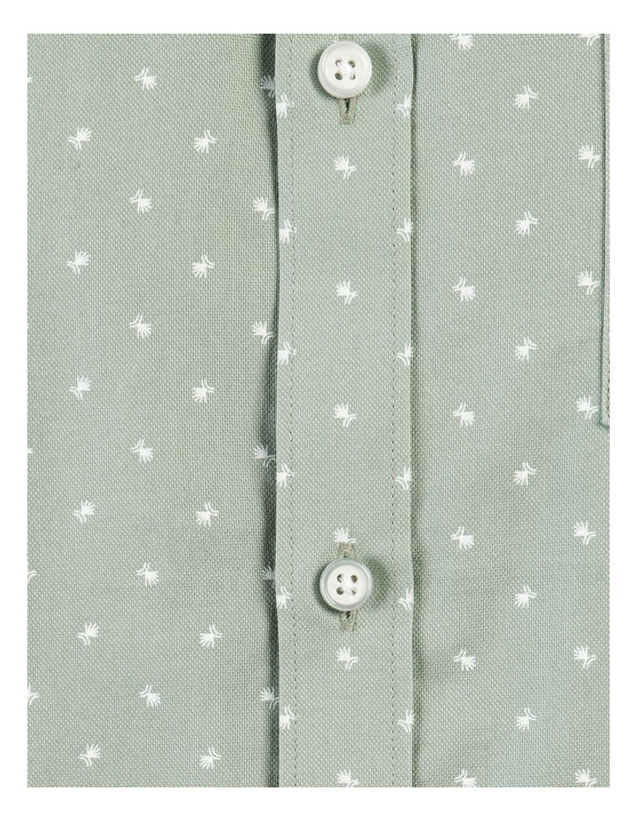 Tyler Geo Print Ss Relaxed Shirt image 7
