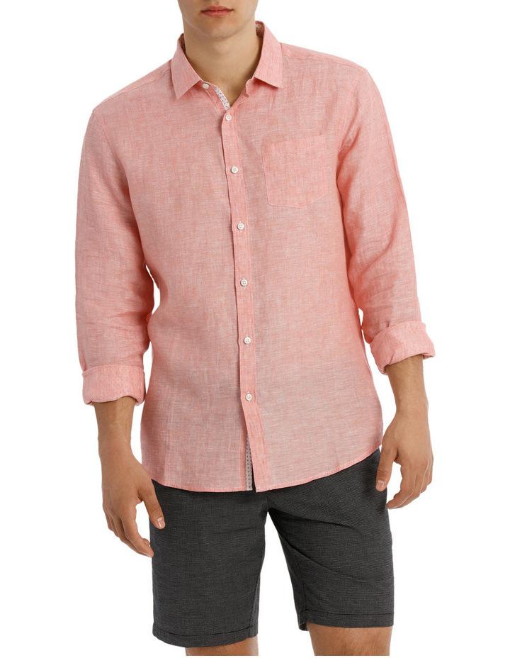 Bali Linen Long Sleeve Relaxed Shirt image 1