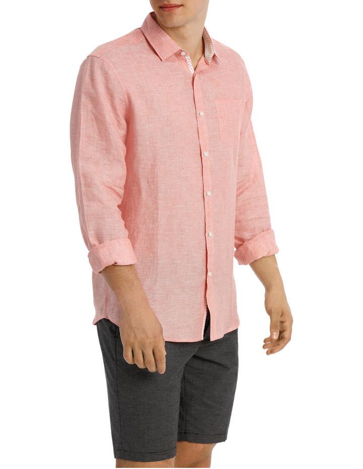 Bali Linen Long Sleeve Relaxed Shirt image 2