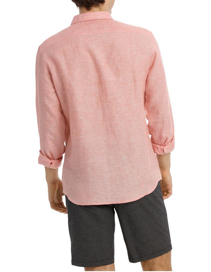 Bali Linen Long Sleeve Relaxed Shirt image 3