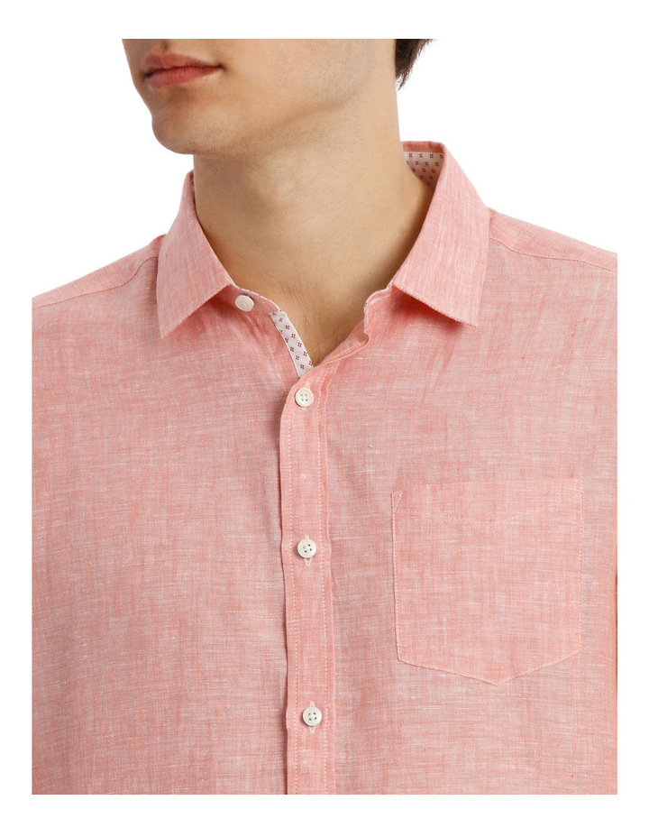 Bali Linen Long Sleeve Relaxed Shirt image 4