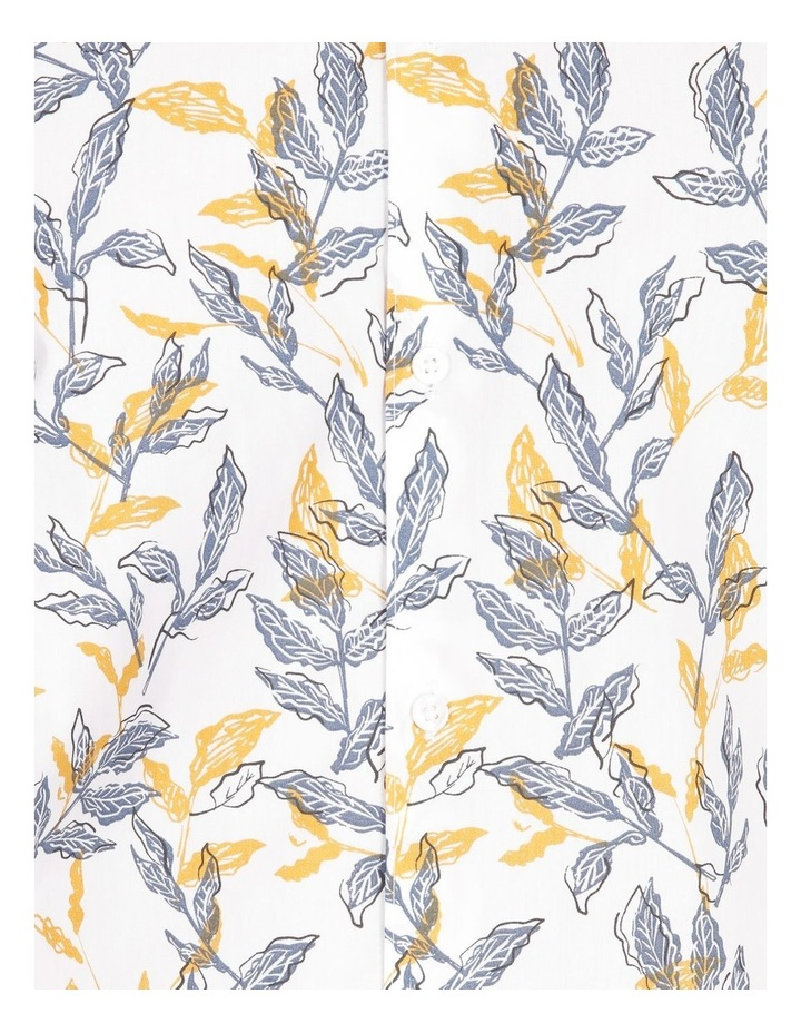 Nate Ditsy Print Long Sleeve Slim Shirt image 5