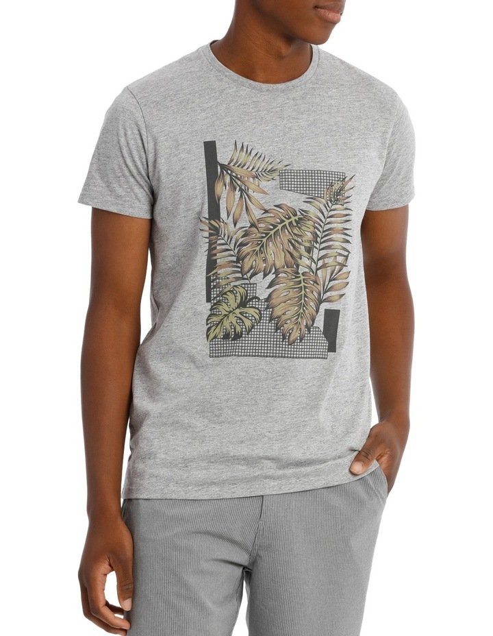 Tongass Placement Print Tee image 1