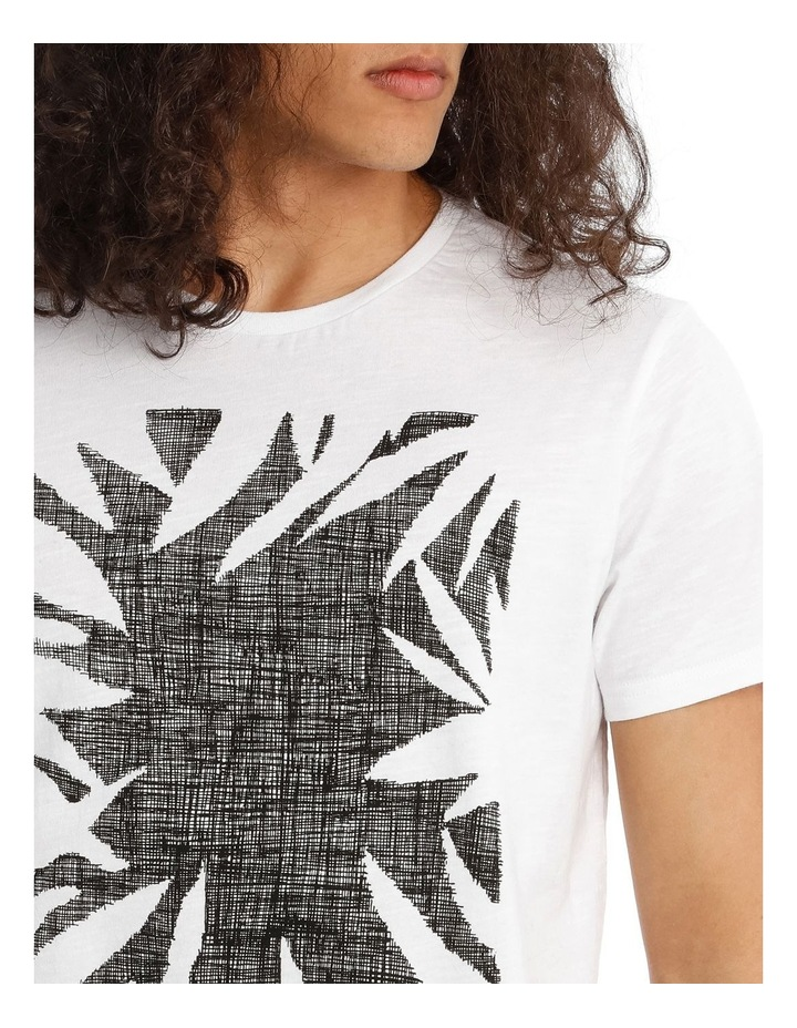 Sapo Placement Print Tee image 4
