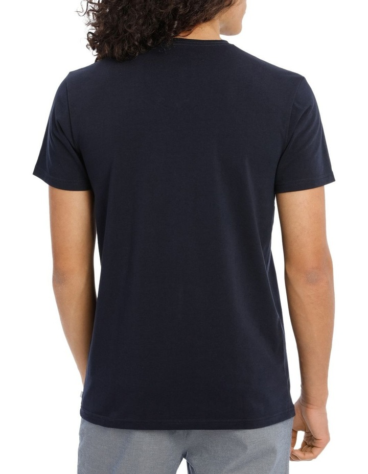 Tenerife V Neck Pocket Tee image 3