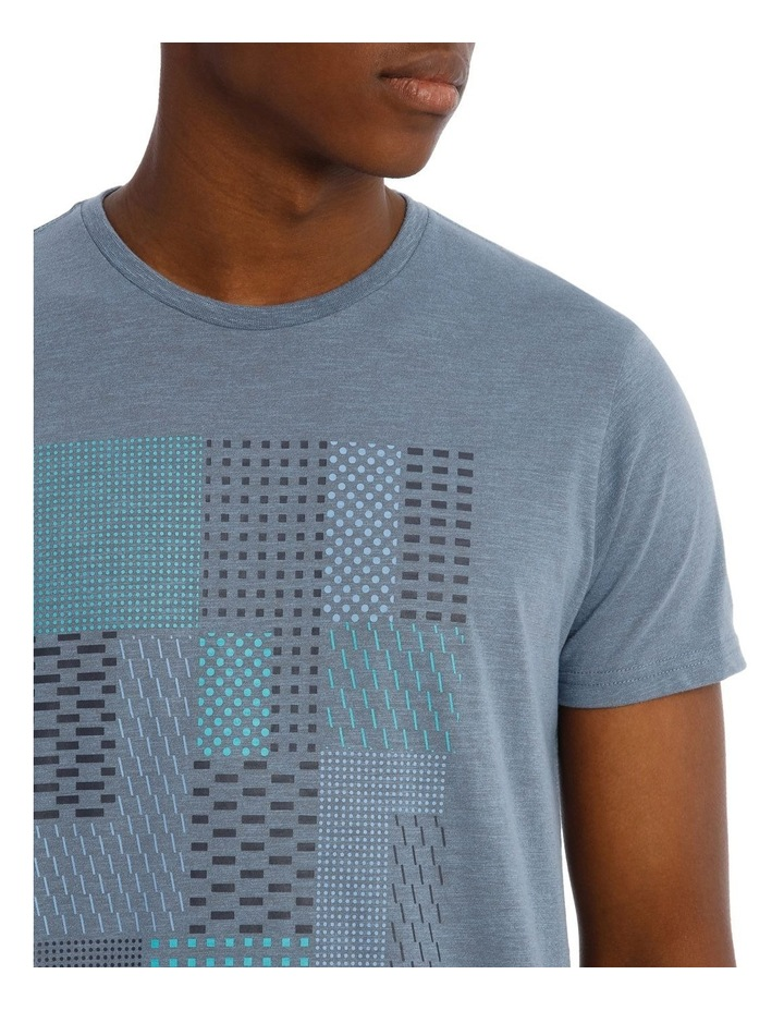 Seychelles Placement Print Tee image 4