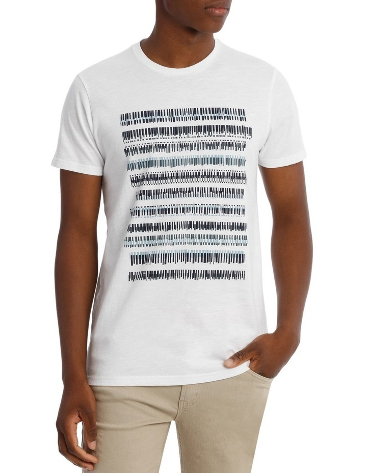 Baltra Placement Print Tee image 1