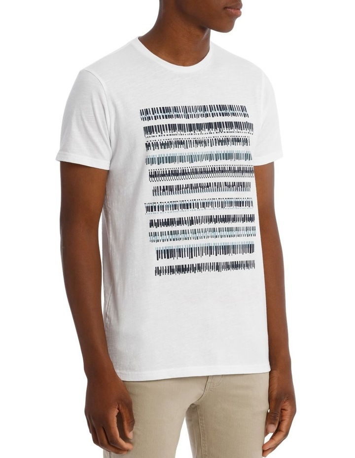 Baltra Placement Print Tee image 2