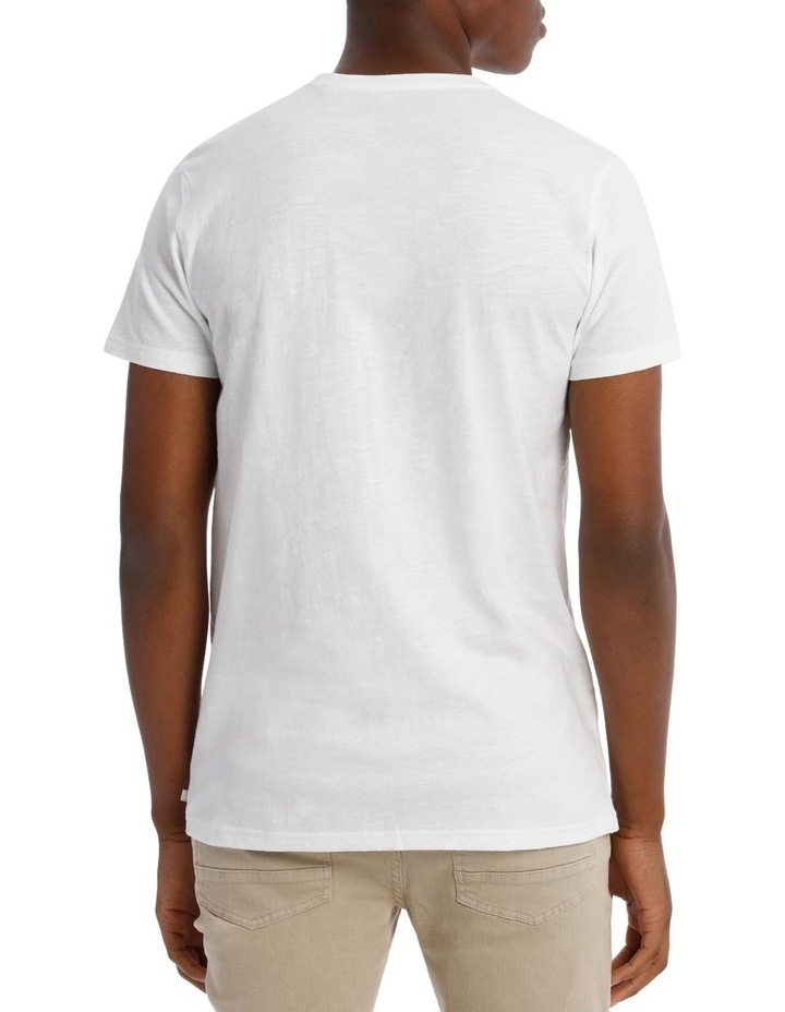 Baltra Placement Print Tee image 3