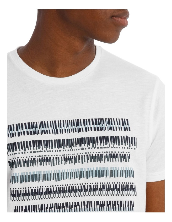Baltra Placement Print Tee image 4