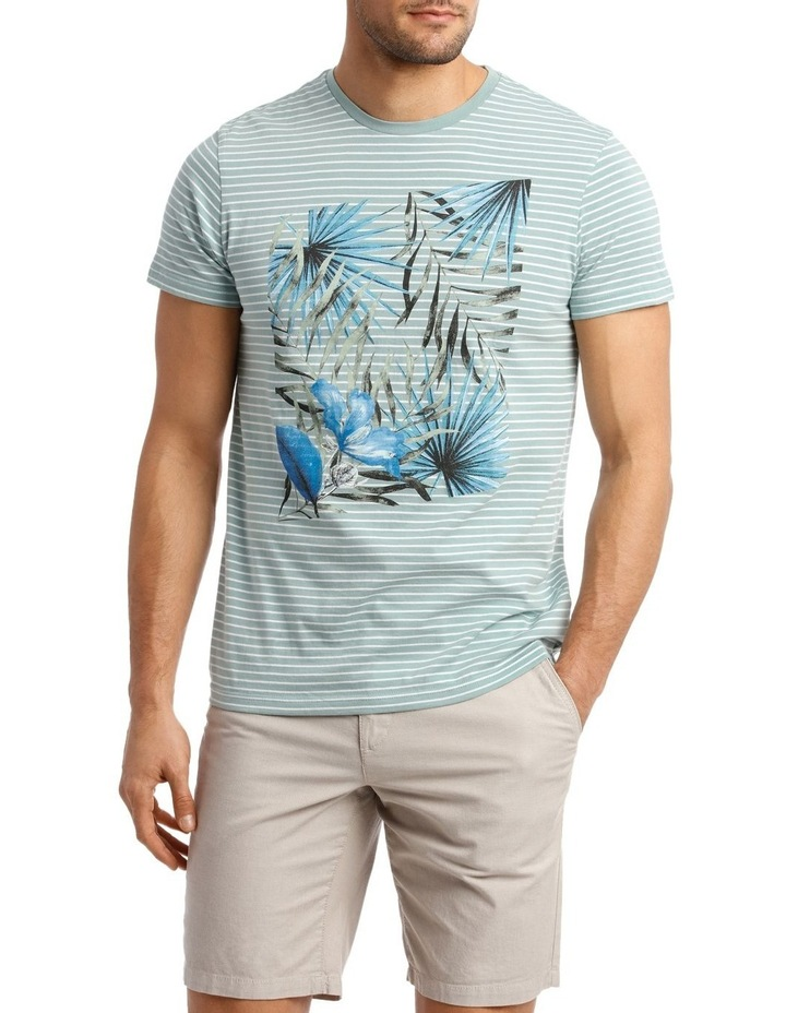 Hyams Placement Print Tee image 1