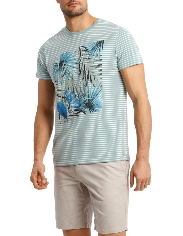 Hyams Placement Print Tee image 2